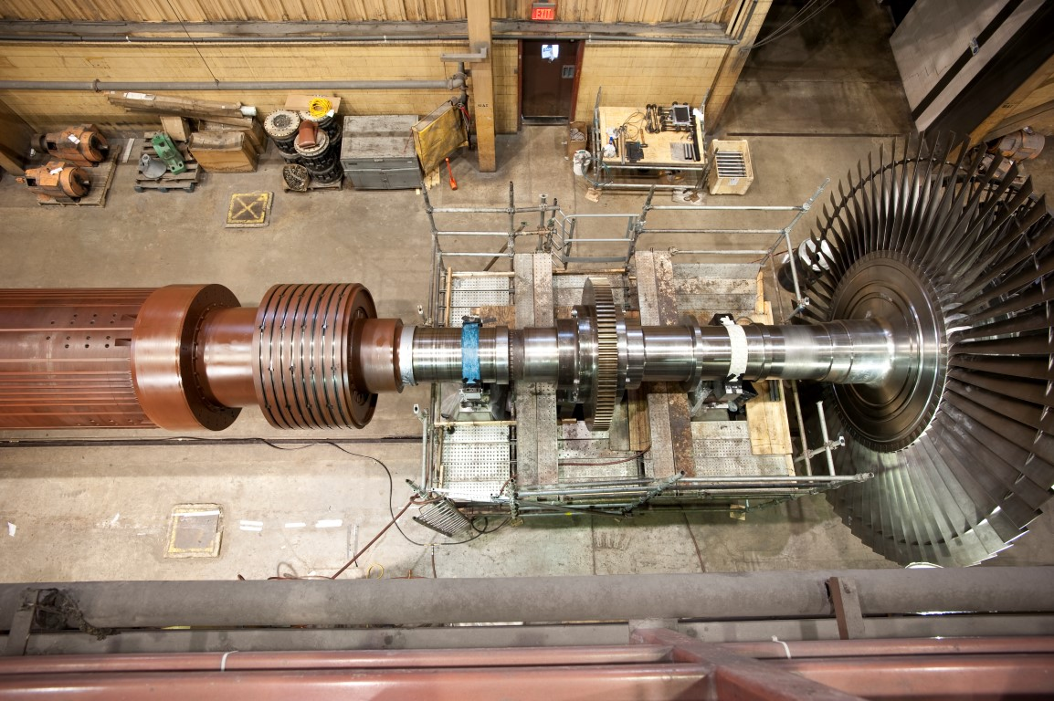 Portable Generator Repair >> Continental Field Systems, Inc. | On-Site Portable Lathe
