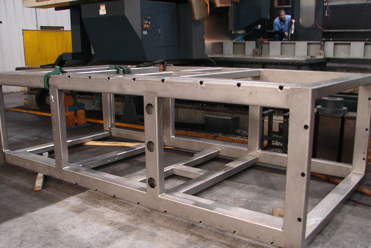 Continental Field Systems Inc Fabrication