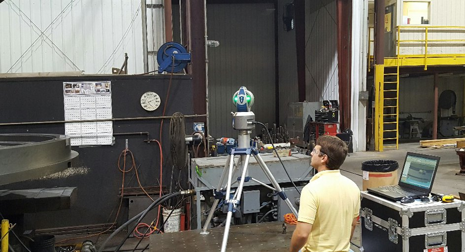 Laser Tracker Alignment